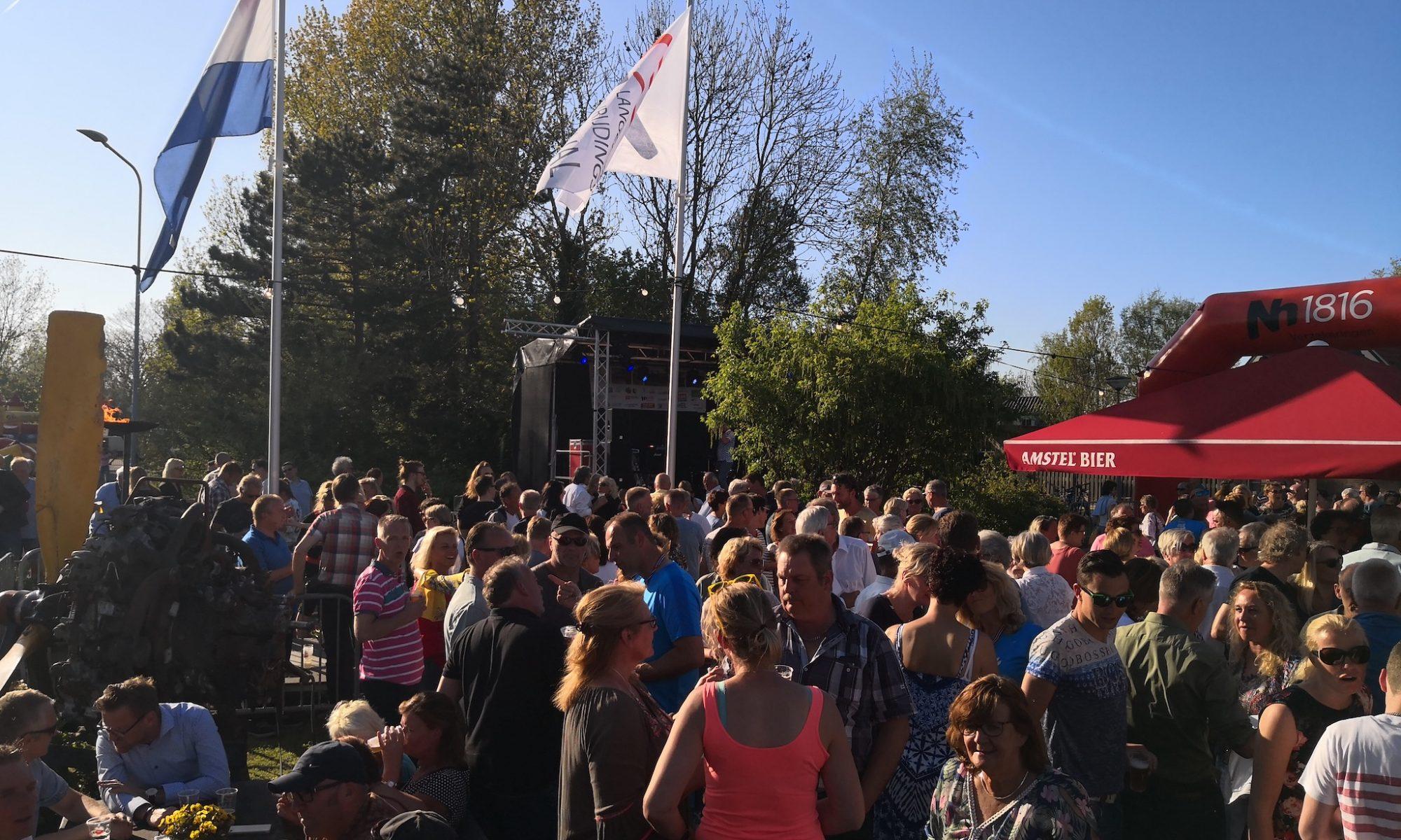 Bevrijdingsfestival Langedijk